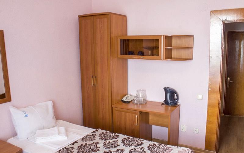 Двухместный номер 1К, 1-комнатный корпус б (2)