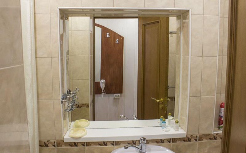 Одноместный номер 2К, 1-комнатный корпус б (8)