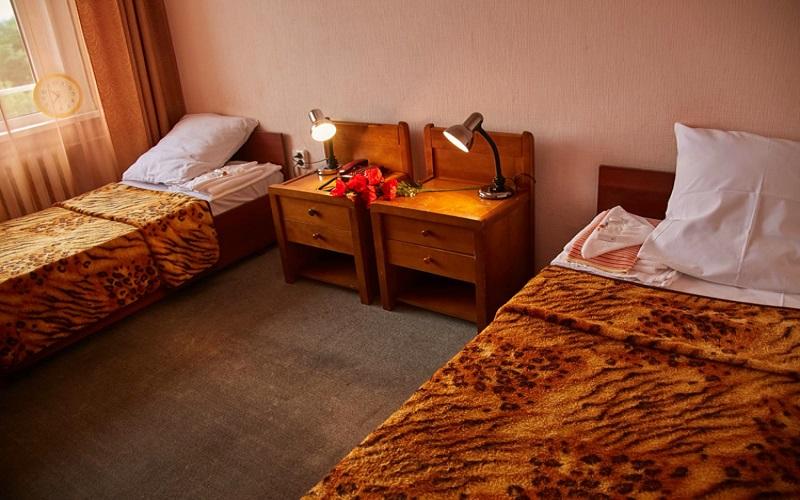 двухместный номер 2 кровати 2 категории